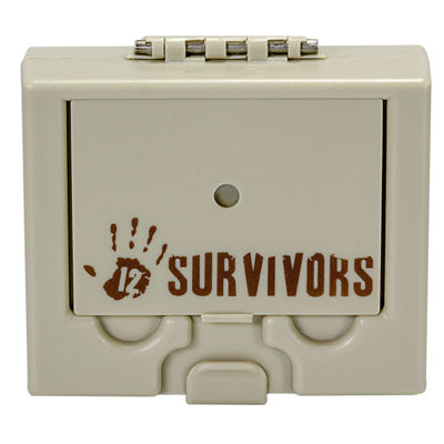 12 Survivors Mini Bug Out Box