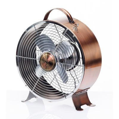 DecoBreeze™ Retro Metal Fan