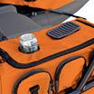 Classic Accessories® 69774 Colorado XT Inflatable Pontoon Boat - Pumpkin/Grey