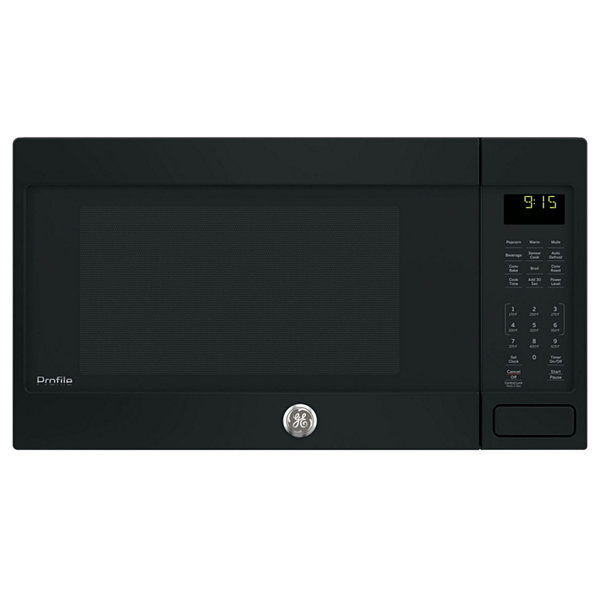 Ge Profile Series 1 5 Cu Ft Countertop Convection Microwave Oven