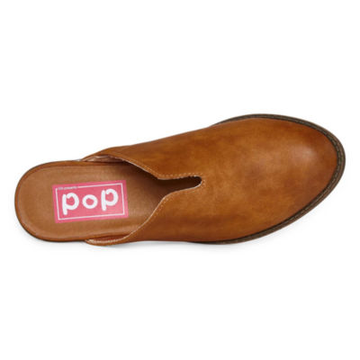 Pop Portland Womens Mules