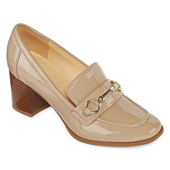 e0045ac17181 Liz Claiborne Bentle Womens Pumps JCPenney