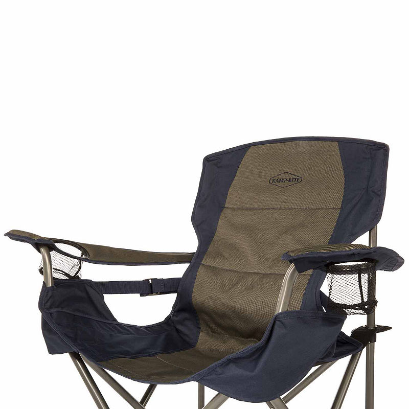 Peachy Upc 095873000264 Kamp Rite Folding Chair W Lumbar Padded Dailytribune Chair Design For Home Dailytribuneorg