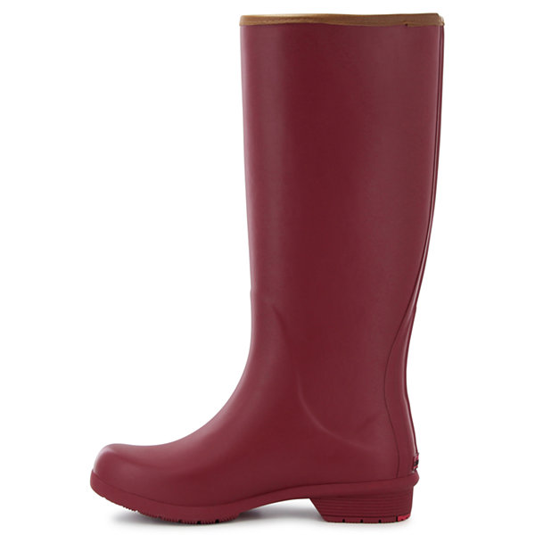 Chooka Fashion City Solid Womens Waterproof Rain Boots