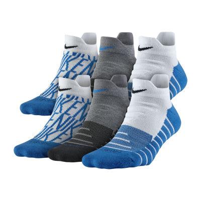 Nike 6-pc. Low Cut Socks - Womens