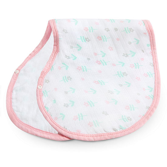 Ideal Baby Girls 1 Pair Bib