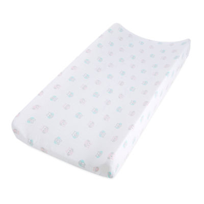 Ideal Baby Changing Pad Cover-Owls