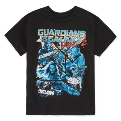Graphic T-Shirt-Big Kid Boys