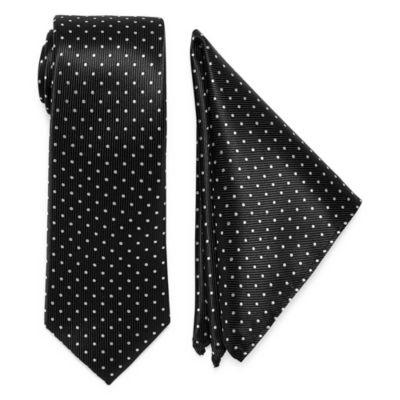U.S. Polo Assn. Dots Tie Set