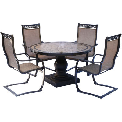 Hanover Monaco 5-pc. Patio Dining Set