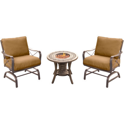 Hanover Summer Nights 3-pc. Conversation Set
