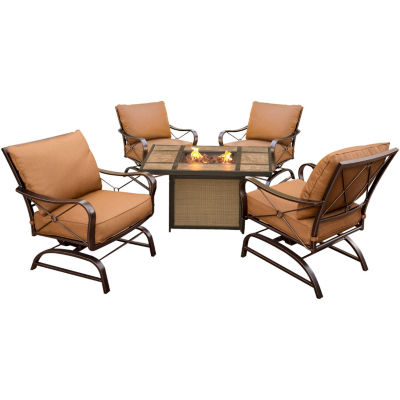 Hanover Summer Nights 5-pc. Conversation Set