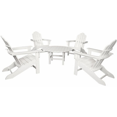 Hanover Hanover All Weather 5-pc. Conversation Set