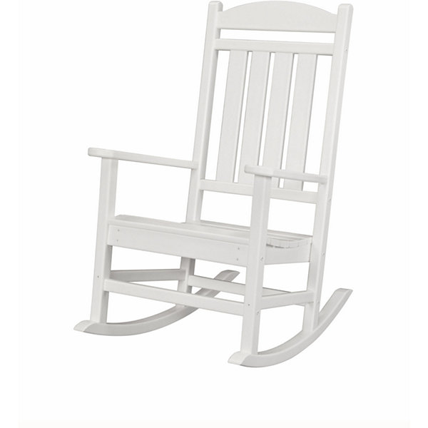 Hanover Hanover All Weather Pineapple Cay Patio Rocking Chair