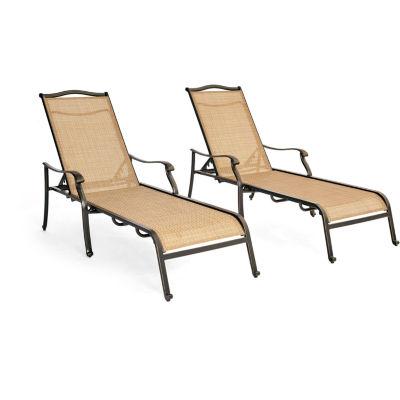 Hanover Monaco 2-pc. Patio Lounge Chair