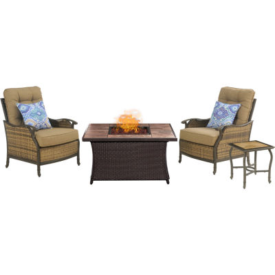Hanover Hudson 3-pc. Conversation Set
