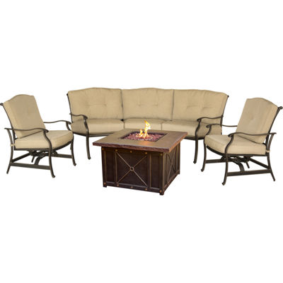Hanover Traditions 4-pc. Conversation Set