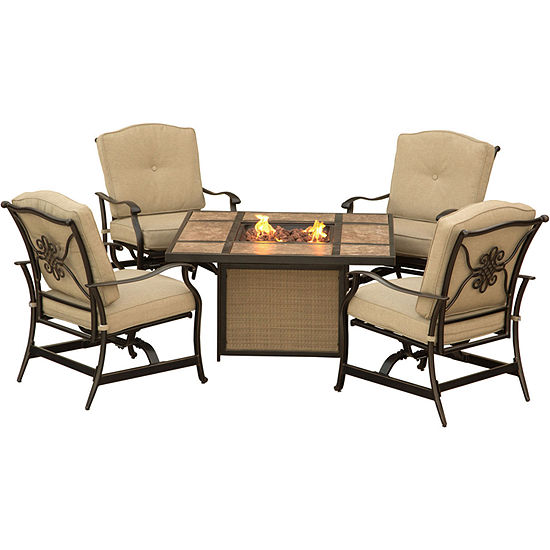 Hanover Traditions 5 Pc Conversation Set