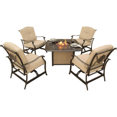 Hanover Traditions 5-pc. Conversation Set