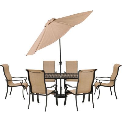 Hanover Brigantine 7-pc. Patio Dining Set