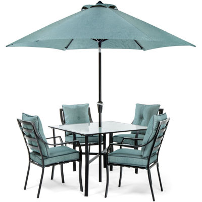 Hanover 5-pc. Patio Dining Set