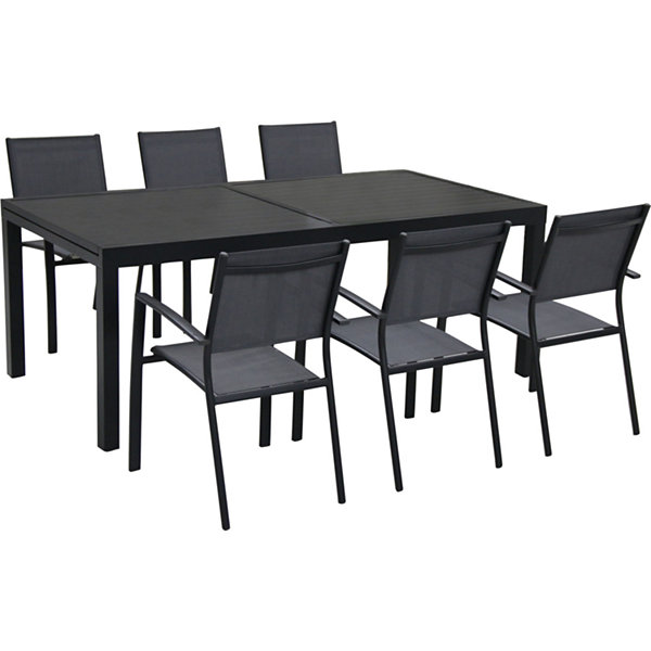 Hanover Naples 7-pc. Patio Dining Set