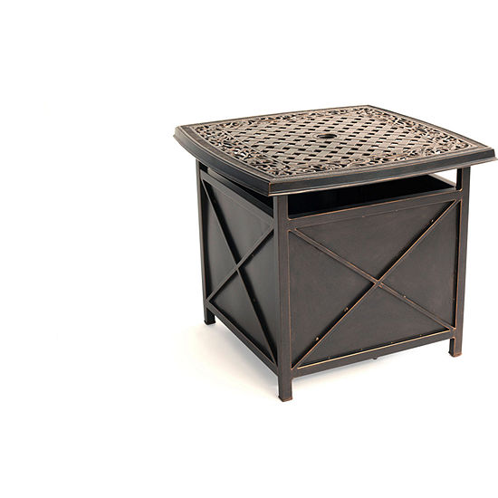 Hanover Traditions Patio Side Table