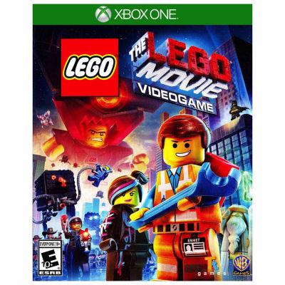 Lego Movie Videogame Ninjago Video Game-XBox