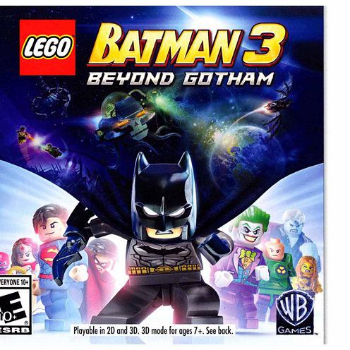 Lego Batman 3 Beyond Ninjago Video Game-Nintendo 3DS