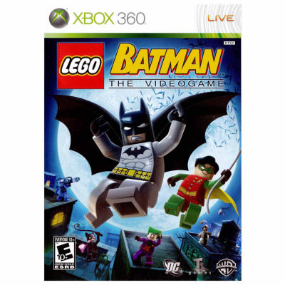 Lego Batman Ninjago Video Game - XBox 360