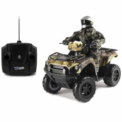 1:6 Scale RC Kawasaki Brute Force 750 in Camo