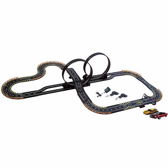 G.B. Pacific Electric Power Stunt Loop Racing Set