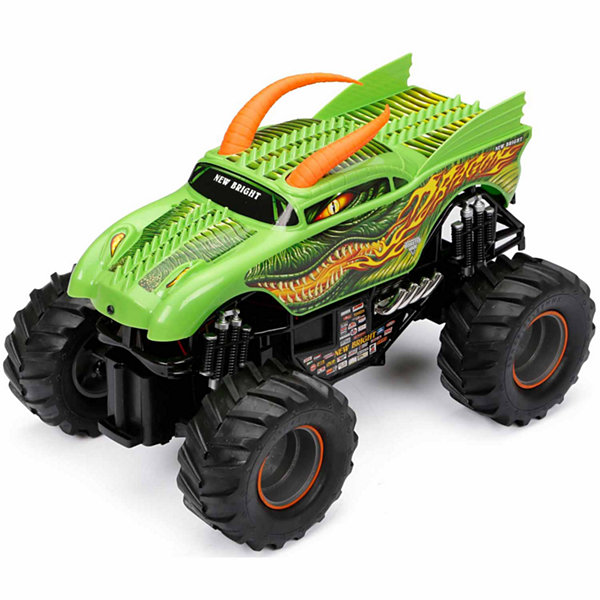 1:15 R/C Full Function Monster Jam Dragon