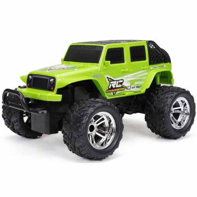 1:18 R/C Full Function Jeep Wrangler