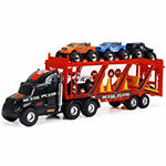 "22"" Big Foot Car Carrier with 4 Trucks and Accessories"""