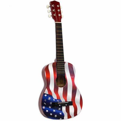 "30"" Acoustic Guitar Flag"