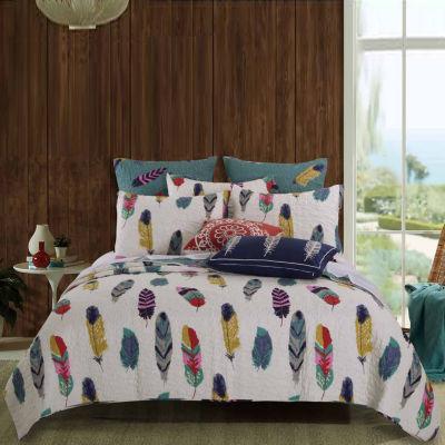 Greenland Home Fashions Dream Catcher Quilt Set
