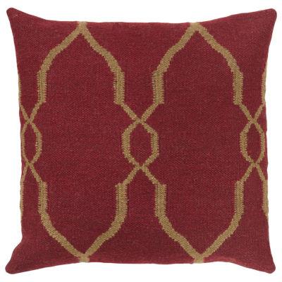 Decor 140 Belebey Throw Pillow Cover