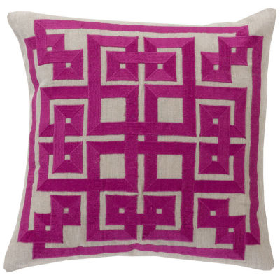 Decor 140 Chieti Square Throw Pillow