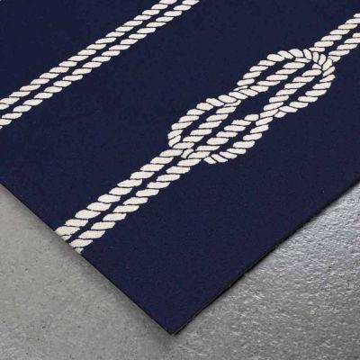 Liora Manne Capri Ropes Hand Tufted Rectangular Runner