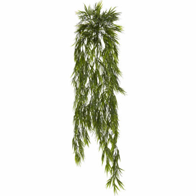 "2-pc. 43"" Mini Bamboo Hanging Bush"