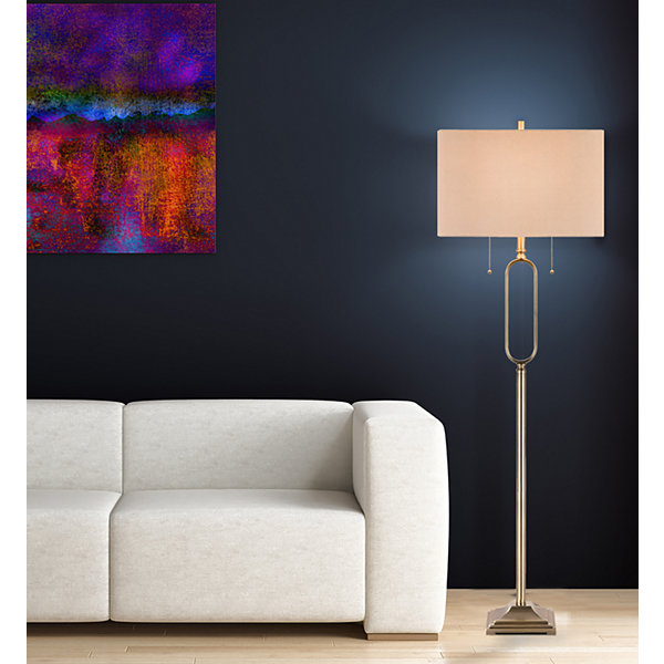 Catalina Transitional Floor Lamp