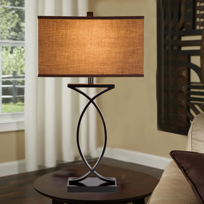Catalina Aria Metal Table Lamp
