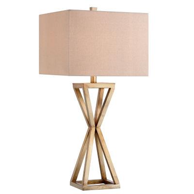 Catalina Ezra Metal Table Lamp