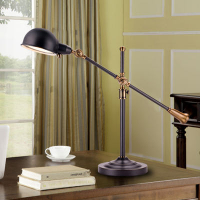 Catalina Aden Led Desk Metal Table Lamp