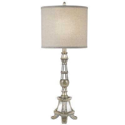 Catalina Valentina Resin Table Lamp