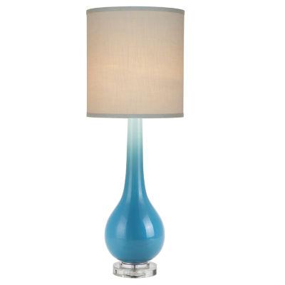 Catalina Camila Glass Table Lamp