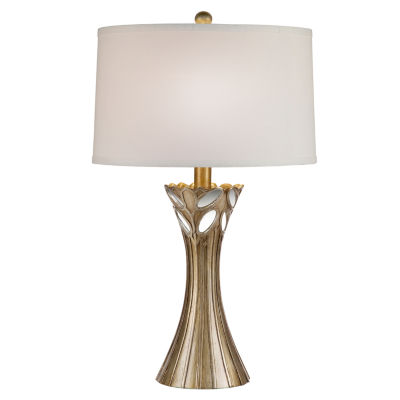 Catalina Ramsey Resin Table Lamp