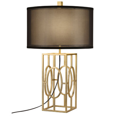 Catalina Hemmingway Metal Table Lamp