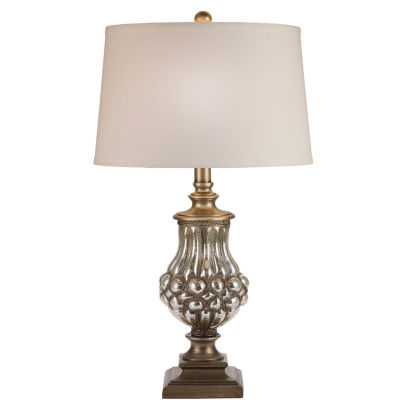 Catalina Abbey Resin Table Lamp